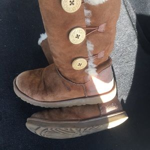 UGG Shoes - Ugg Baily Button Triplet II Boot